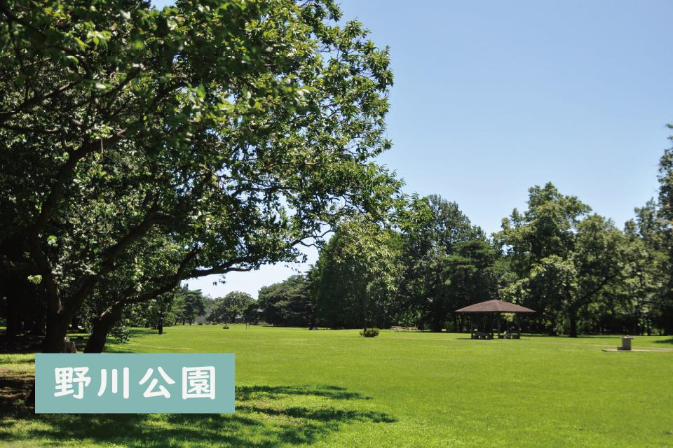 野川公園|東京都三鷹市
